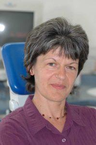 Marie-France à la fin de son traitement OSB.